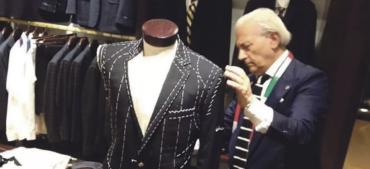 La Repubblica – Sartoria Trinchese: the beauty that combines tradition and innovation in haute couture